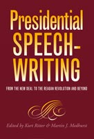 Presidential Speechwriting,  from Texas A&M University Press