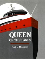 Queen of the Lakes,  from Wayne State University Press