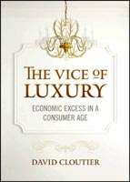 The Vice of Luxury,  from Georgetown University Press