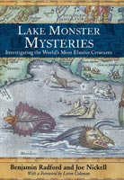 Lake Monster Mysteries,  from The University Press of Kentucky