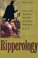 Ripperology,  from The Kent State University Press