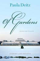 Of Gardens,  from University of Pennsylvania Press
