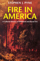 Fire in America,  from University of Washington Press