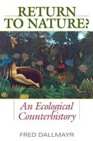 Return to Nature?,  from University Press of Kentucky