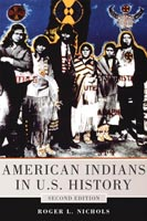 American Indians in U.S. History,  from University of Oklahoma Press