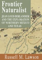 Frontier Naturalist,  from University of New Mexico Press
