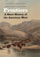 Frontiers,  from Yale University Press