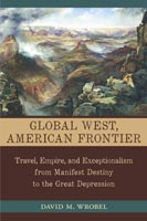 Global West, American Frontier,  from University of New Mexico Press