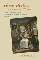 Harlots, Hussies, and Poor Unfortunate Women,  from The University of Alabama Press