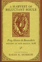 A Harvest of Reluctant Souls,  from University of New Mexico Press