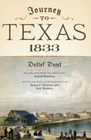 Journey to Texas, 1833