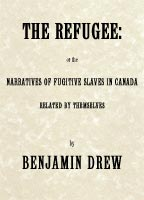 The Refugee,  from Dundurn Press