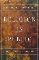 Religion in Public,  from Stanford University Press