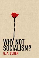 Why Not Socialism?,  from Princeton University Press