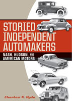 Storied Independent Automakers,  from Wayne State University Press