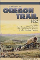 Surviving the Oregon Trail, 1852