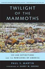 Twilight of the Mammoths,  from University of California Press