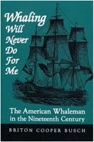 Whaling Will Never Do For Me,  from University Press of Kentucky