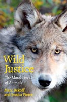 Wild Justice,  from University of Chicago Press