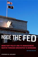 Inside the Fed,  from The MIT Press