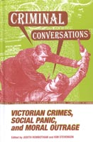 Criminal Conversations,  from Ohio State University Press