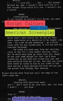 Script Culture and the American Screenplay ,  from Wayne State  University Press