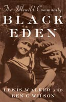 Black Eden,  from Michigan State University Press
