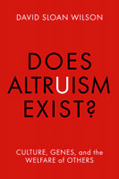 Does Altruism Exist?,  from Yale University Press